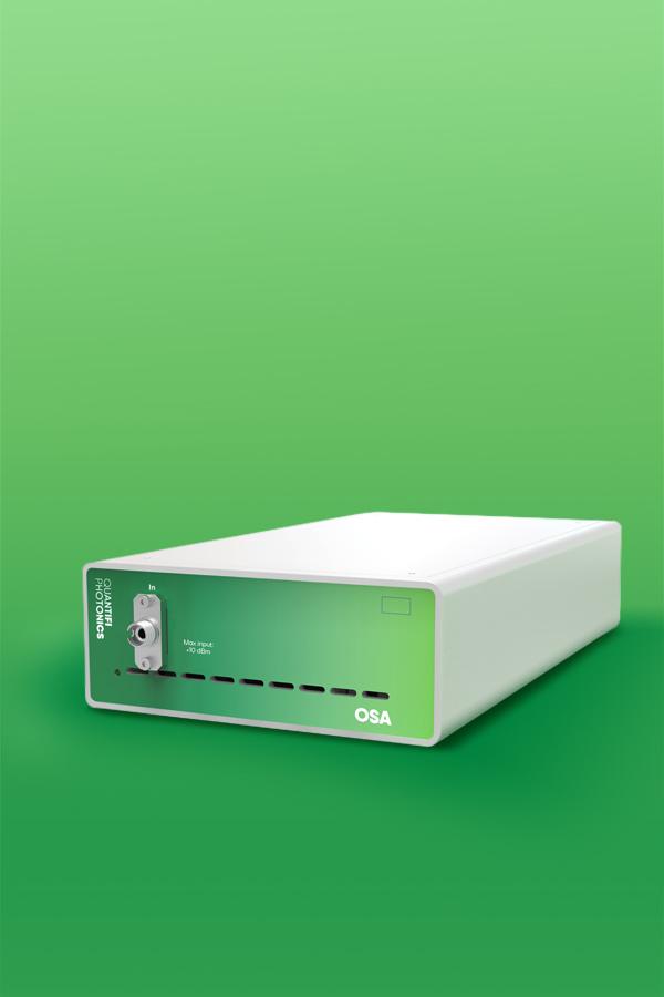 Quantifi Photonics benchtop optical spectrum analyzer