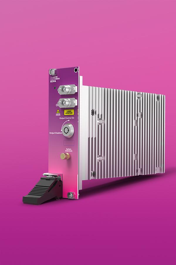 Quantifi Photonics Erbium Doped Fiver Amplifier EDFA